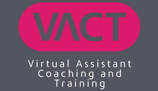 VACT logo - Virtual Assistant Coching and training courses
