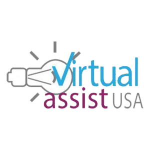 Virtual Assist USA  logo