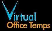 VOT (Virtual Office Temps logo)