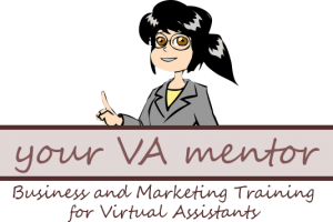 Your VA Mentor logo