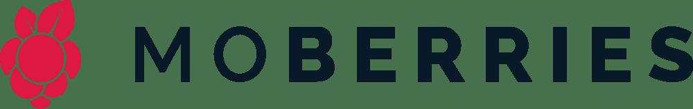 Moberries Logo - Neural Network based recruitment