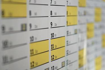 Being informative on calendar entries