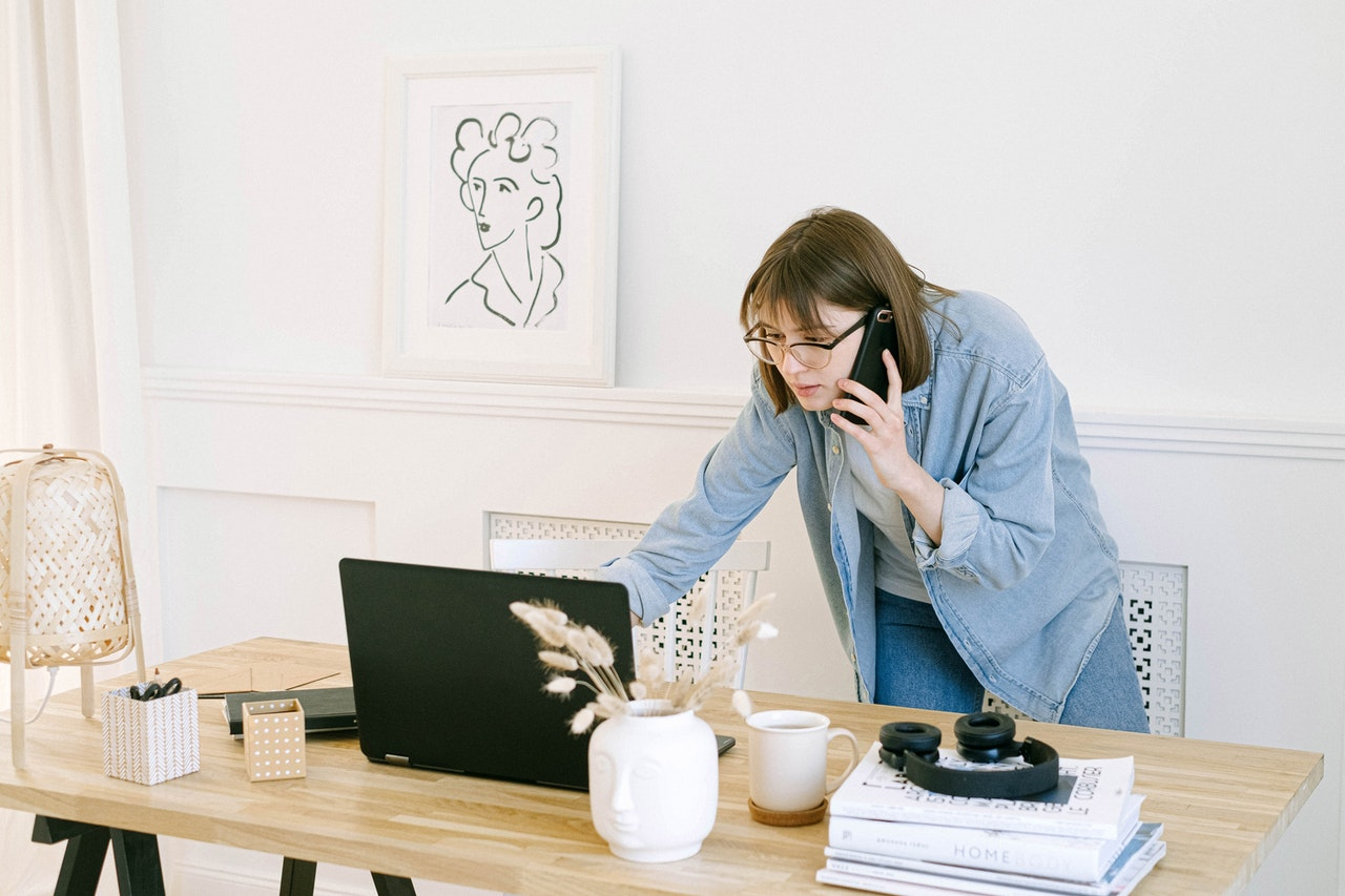 Office Support Assistant Working at office